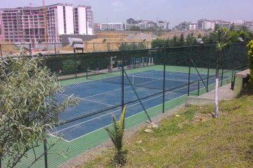 Göksu Evleri Tenis Kortu